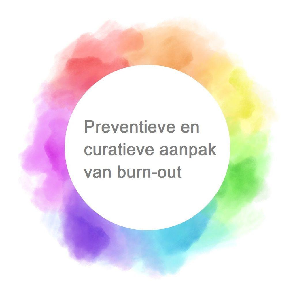 Preventieve en curatieve aanpak van burn-out