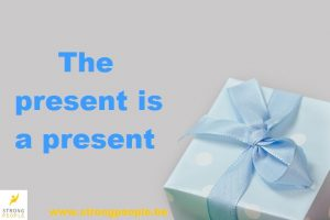 The present is a present